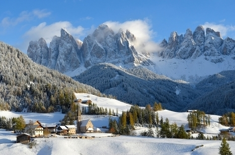 Italy's Best Ski Resorts - Italy Magazine | Italia Mia | Scoop.it