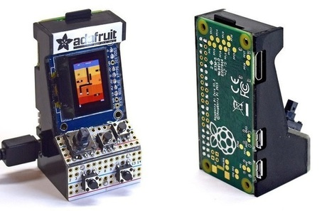 Innovation Lab: Tiny Donkey Kong, Mind-controlled Nanobots and Nuclear Drones - Mobile Marketing | Raspberry Pi | Scoop.it