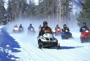 Yellowstone opens lottery for winter snowmobile permits | GarryRogers NatCon News | Scoop.it