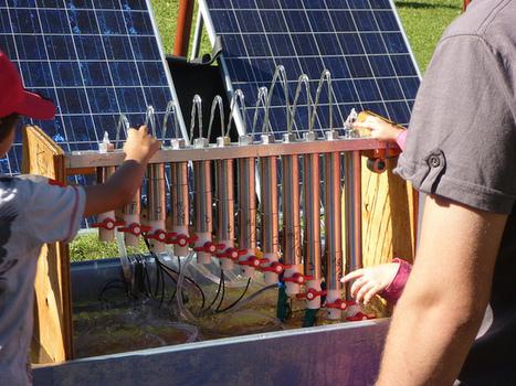Water Organ | DESARTSONNANTS - CRÉATION SONORE ET ENVIRONNEMENT - ENVIRONMENTAL SOUND ART - PAYSAGES ET ECOLOGIE SONORE | Scoop.it