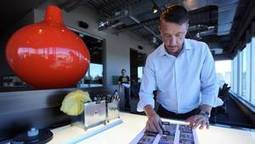 Video: Style meets substance at sleek Calgary office | Creativity | Scoop.it