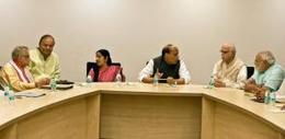BJP team in Delhi on Yeddyurappa's return to party - Politics Balla | Politics Daily News | Scoop.it