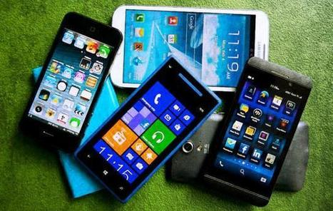 Android, iOS, Windows Phone 8 o BlackBerry 10, ¿qué me conviene? | Marketing, Social Media, E-commerce, Mobile, Videogames | Scoop.it