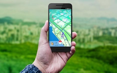 Pokémon Go à l'aube d'un scandale mondial d'espionnage ? | GAMIFICATION & SERIOUS GAMES IN HEALTH by PHARMAGEEK | Scoop.it