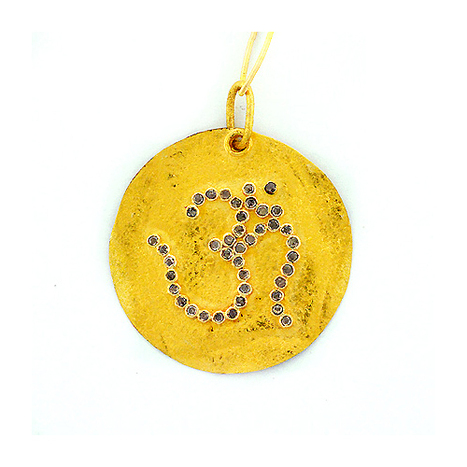 Diamond Om Pendant | Wholesale Jewelry | GemcoDesigns | Pave Diamond Palm Bracelets | Diamond Jewelry | GemcoDesigns | Scoop.it