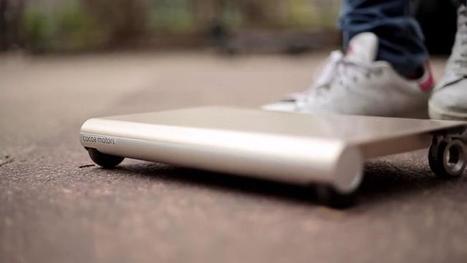 Le WalkCar, la tablette roulante qui se faufile partout | marketing stratégique du web mobile | Scoop.it