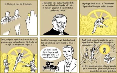 L'holacratie : et si on se passait des chefs ? | Management or not management, that is the question | Scoop.it