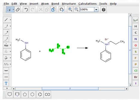 Moodle Plugins Directory: Select Atoms or Molecules | Aprendiendo a Distancia | Scoop.it