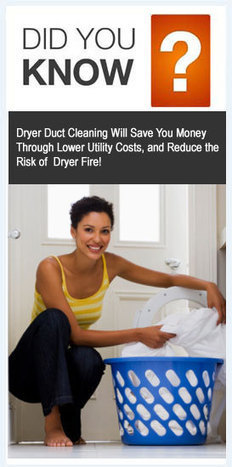 Dryer Duct Cleaning Los Angeles (888) 865-6544   Dryer Duct Cleaners   Air duct cleaning Los Angeles   Scoop.it