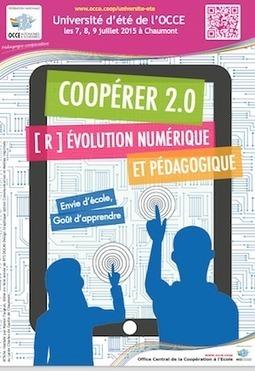 Coopérer 2.0 : (R)évolution numérique et pédagogie | Technologie Éducative | Scoop.it