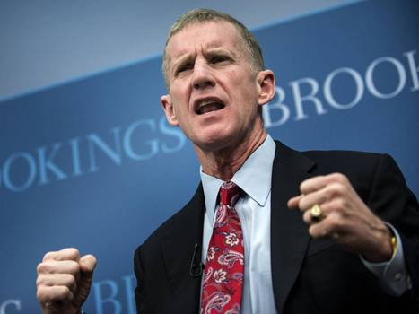 Former US Commander Stanley McChrystal warns Afghanistan could descend into civil war when foreign troops leave | United States History | Scoop.it