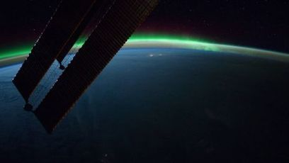 Time Lapse Earth - Sargasso | Ter leering ende vermaeck | Scoop.it