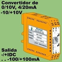 Señales Análogas - 0 a 10V Vs 4-20mA ~ #DIRCASA - Proveedor Industrial | #DIRCASA - Automatización, Calor y Control | Scoop.it