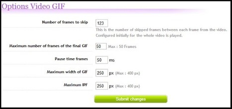 BlogGif: Create Animation GIF image From Video « Tricks For You | blogging tips & tricks | Scoop.it