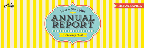How to Make Your Annual Report a Tempting Treat | Alive with Ideas | Internal Communications Tools | Scoop.it