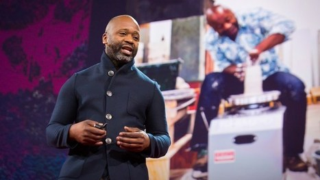 Theaster Gates: How to revive a neighborhood: with imagination, beauty and art   Artful Interventions   Scoop.it