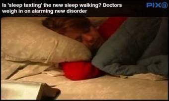 What is sleep texting?   Sleep Apnea   Scoop.it