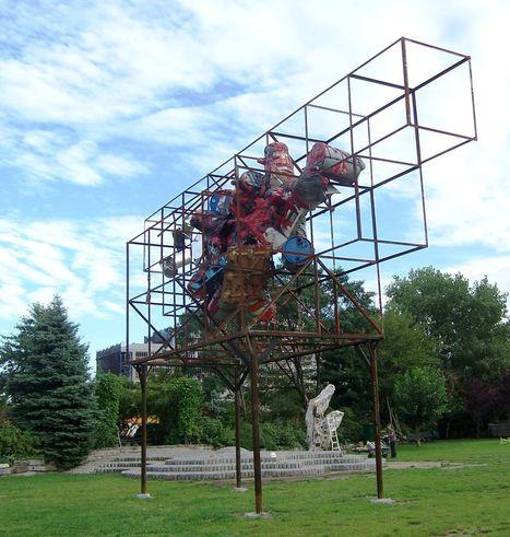 Ben Godward: Pangs of Self Awareness   Art Installations, Sculpture, Contemporary Art   Scoop.it