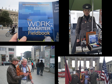 Internet Time Alliance, Book Promotion - Berlin, 2010 | My Gems | Scoop.it