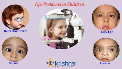 #PediatricOphthalmology is a branch of ophthalmology deals with the child… | Best Eye Hospital in Mumbai | Scoop.it