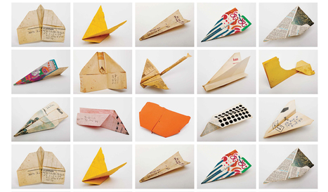 The Paper Planes of New York   Heron   Scoop.it