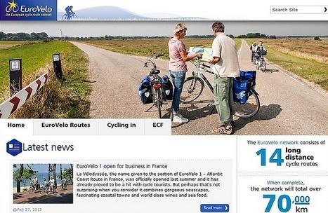 70 000 km d'itinéraires cyclables en un clic - Départements & Régions Cyclables | Balades, randonnées, activités de pleine nature | Scoop.it