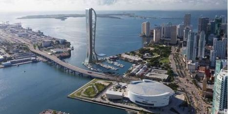 SkyRise, la nouvelle tour à sensations fortes de Miami | Actus décalés | Scoop.it