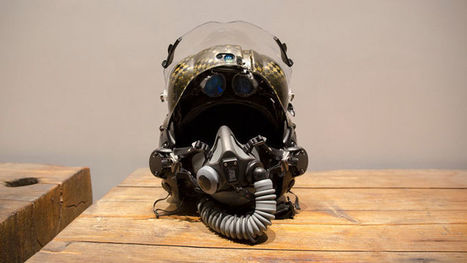 I Wore a $400,000 F-35 Helmet and It Blew My Mind | Outbreaks of Futurity | Scoop.it