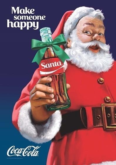 Coca-Cola relanza su spot navideño y concentra todo su espíritu festivo en las botellas - Marketing Directo | RRSSMarketing | Scoop.it