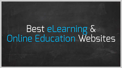 5 eLearning Websites That You Might be Missing Out | Ed Tech | Scoop.it