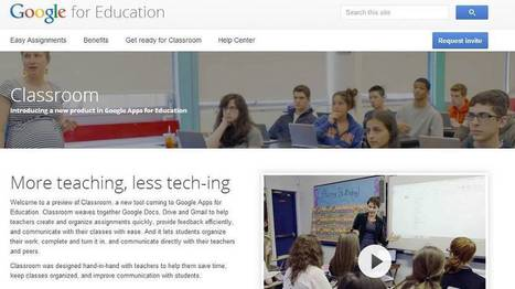 Google Introduces a New Product in Google Apps for Education (GAFE) - EdTechReview™ (ETR) | EdTechReview | Scoop.it