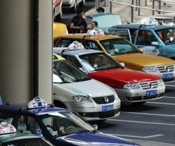 Beijing regulates taxi mobile apps, ties them in to call platforms and fixes booking prices | Social Media Spoon | Scoop.it