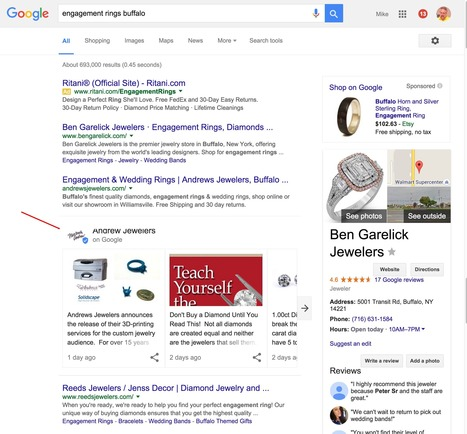 Google's Newest Social Sharing Environment for Business? Google Posts | Google Plus and Social SEO | Scoop.it