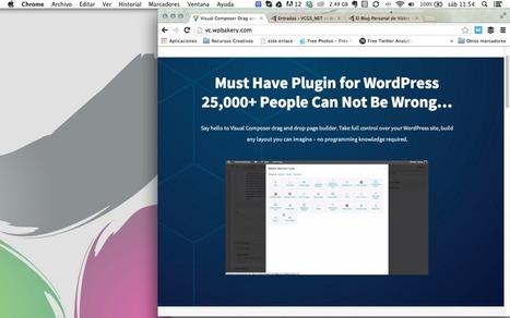 Cómo Crear Landing Pages Profesionales en Wordpress   Víctor Campuzano   Links sobre Marketing, SEO y Social Media   Scoop.it