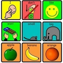 Color coding & AAC displays | Communication and Autism | Scoop.it