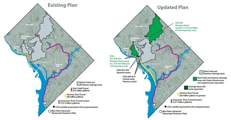 D.C.'s Polluted Rivers Are Getting a Green Makeover | Fish Habitat | Scoop.it