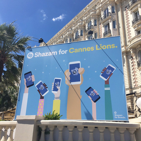 Cannes Lions 2016: A Coming Out Party for Shazam for Brands | Radio 2.0 (En & Fr) | Scoop.it