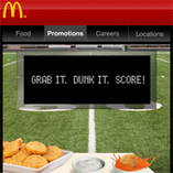 McDonald's tries its hand at moble rich media | The Perfect Storm Team Mobile | Scoop.it