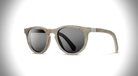 Shwood Stone Sunglasses - Most Innovative Product? | Raised By Lions | Mens Entertainment Guide | Scoop.it