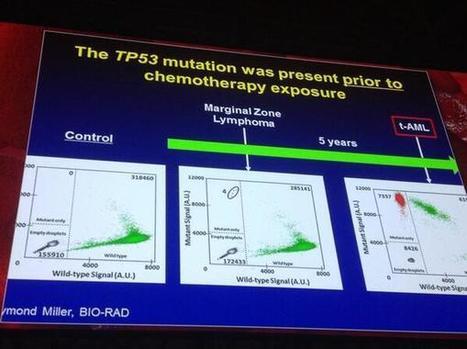 Twitter / mtmdphd: #ASH13 Plenary - TP53 mutation ... | #ASCO13 #ASH13 #SABCS13 #GI14 #GU14 | Scoop.it