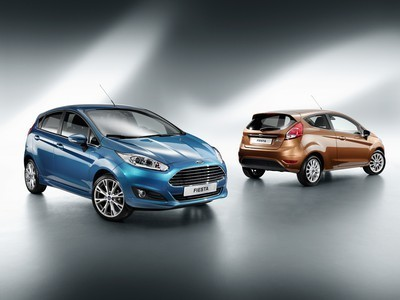 2014 Ford Fiesta with Super-Efficient 1.0-Liter 3-Cylinder EcoBoost Engine Coming to U.S. | Sustain Our Earth | Scoop.it