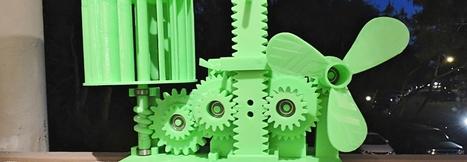 Schools, Students Win 3D Printers in Summer STEM Design Challenge | Cuppa | Scoop.it