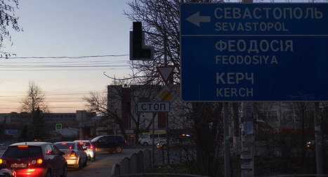 Germany Condemns Ukraine's Blackout of Crimea as Criminal | Saif al Islam | Scoop.it