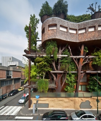 [Torino, Italy] A new house has put down its roots in Turin : 25 Green  / Luciano Pia | AP HUMAN GEOGRAPHY DIGITAL  STUDY: MIKE BUSARELLO | Scoop.it