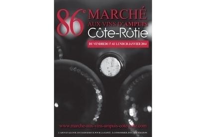 86ème marché aux vins d'Ampuis - Côte-Rôtie (69) - Terre de Vins | Tourisme en pays viennois | Scoop.it