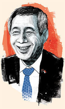 Lunch with the FT: Lee Hsien Loong - FT.com | Attitude Makes The Difference | Scoop.it