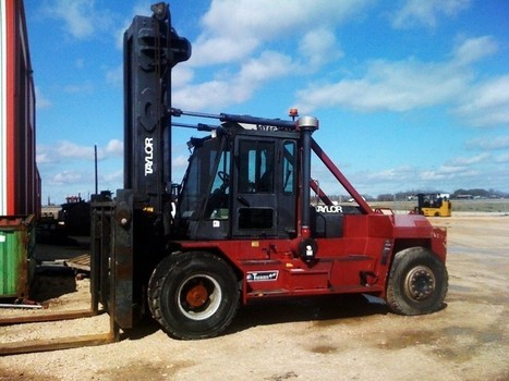 Used Forklifts Houston | industrial_equipment | Scoop.it