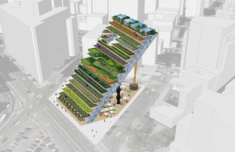 Locavore Fantasia — Work Architecture Company | Vertical Farm - Food Factory | Scoop.it