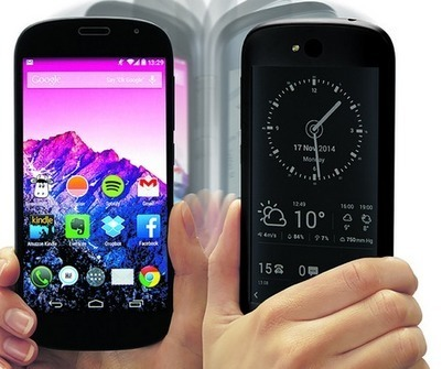 2015 YotaPhone Release And Price In UK | samsung | Scoop.it