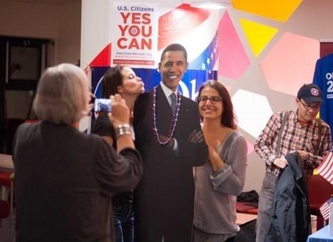 Nuit élections US à Toulouse : «Si Romney gagne, je ne retourne pas aux États-Unis» | Toulouse La Ville Rose | Scoop.it